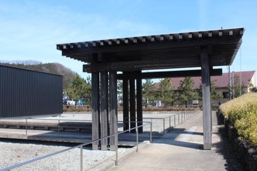 0243:豊岡市立歴史博物館 手前の屋根①