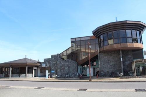 0243:豊岡市立歴史博物館 JR江原駅西口