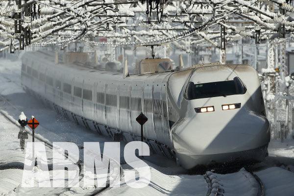 「かものはし」の形に似ている700系新幹線