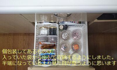 キッチン・シンク下収納改善 ()