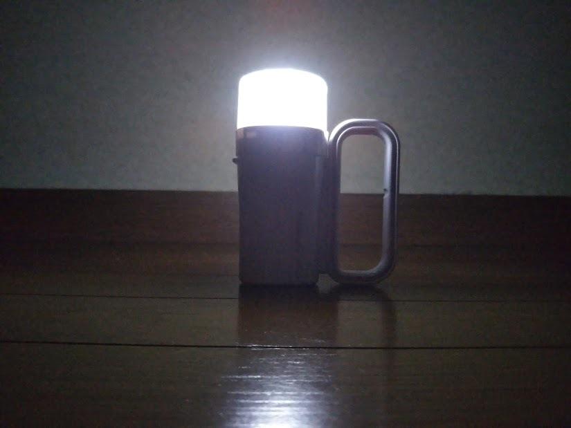 パナソニック どっちかライト懐中電灯1