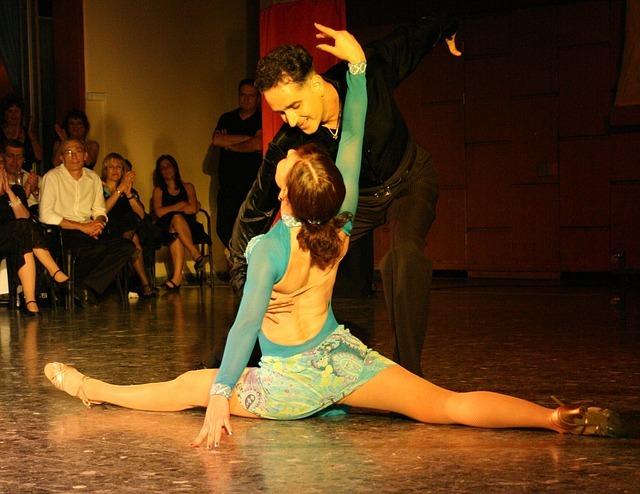 競技ダンス