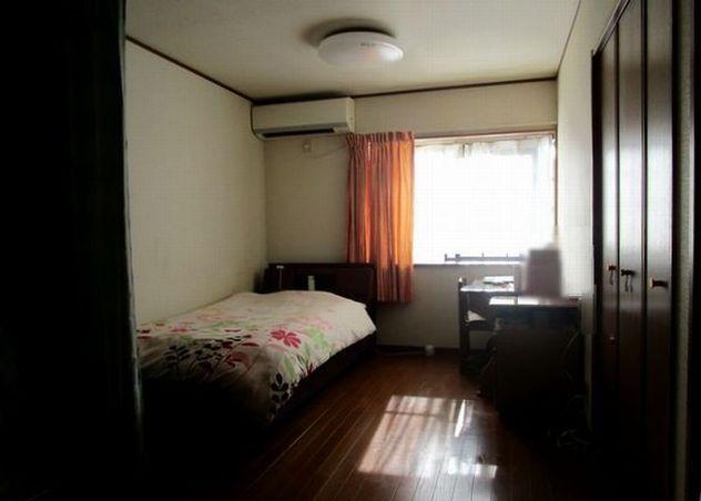 寝室 娘の部屋を私の部屋にする計画 (2)