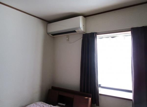 寝室、オーダーカーテンに変える (13)