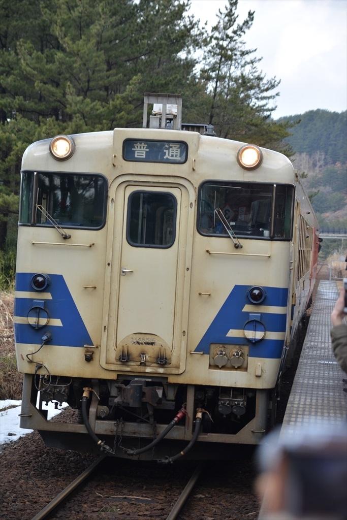 やっと列車が到着_3