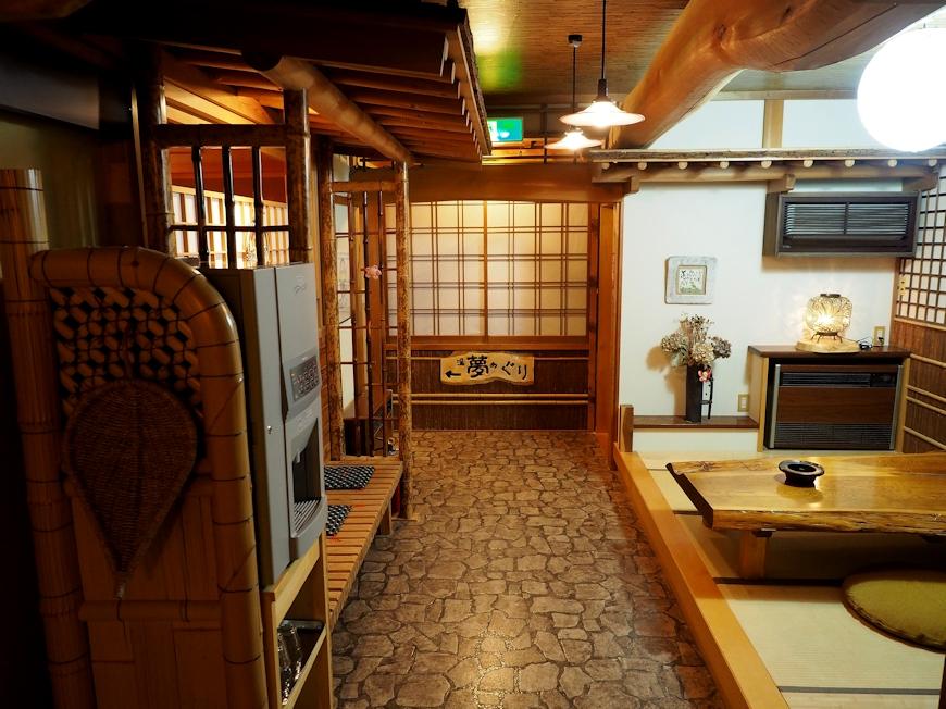 新穂高温泉 谷旅館