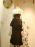 ヘクトルミニオーバースカート[1468]