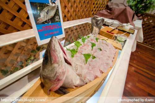 千葉県 勝浦市 犬と泊まれる宿 ホテル 里杏 食事 夕食 ディナー バイキング 愛犬と一緒 じゃらん 予約 観光 写真 14