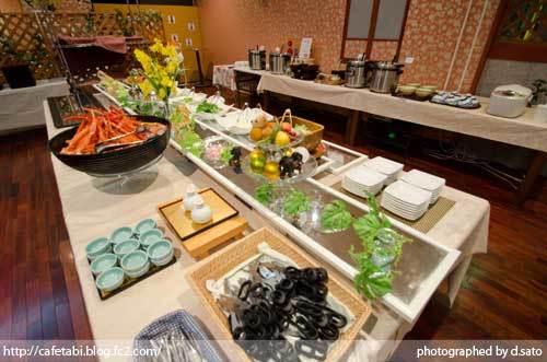 千葉県 勝浦市 犬と泊まれる宿 ホテル 里杏 食事 夕食 ディナー バイキング 愛犬と一緒 じゃらん 予約 観光 写真 15