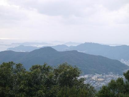 山頂からの眺め(2)