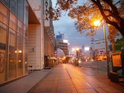 高千穂通り