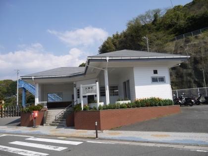 JR大草駅
