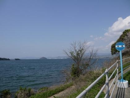 東へ歩きます(1)