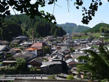 陶郷中尾山