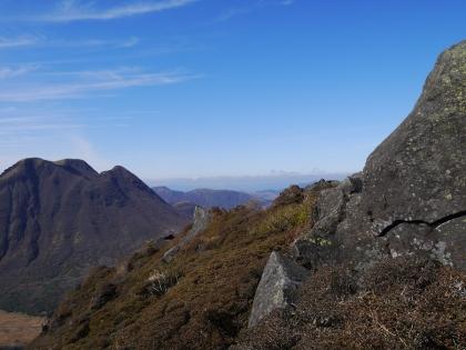 平治岳(南峰)(2)