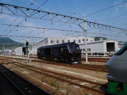 早岐駅(3)