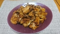 鶏肉と厚揚げの味ぽん炒め 20181025