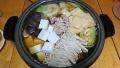 キャベツ鶏鍋 20181112