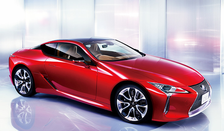 """LC500""""S package""""<オプション装着車>"""