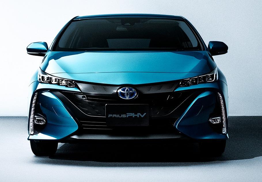 トヨタ プリウスPHV 外観 トヨタ自動車WEBサイト