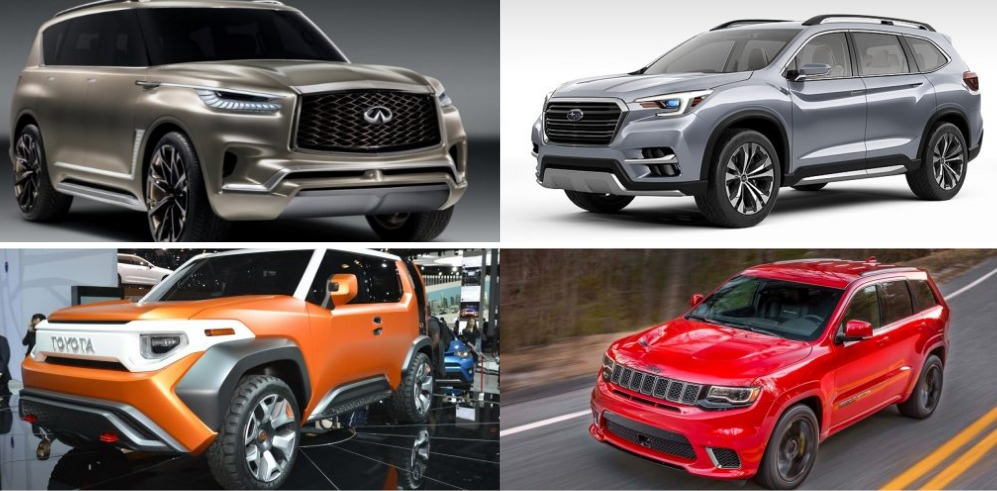 今週の新モデル『トヨタ&スバルに新型SUVコンセプト』などNYショー始まる【4月2週】 Ethical
