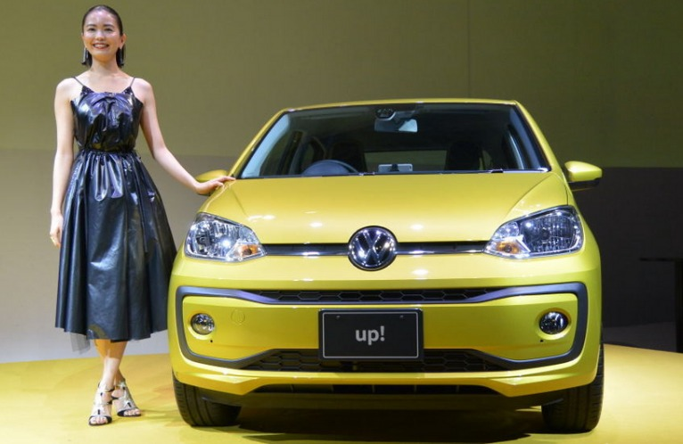 【VW up! 改良新型】ティア社長「常につながっていたいという方にピッタリ」 レスポンス(R