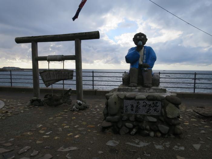 北海道の西側