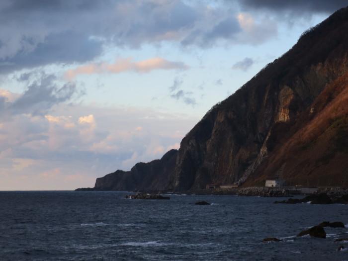 北海道最西端 尾花岬