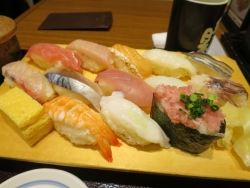 魚がし 新橋 安い 寿司