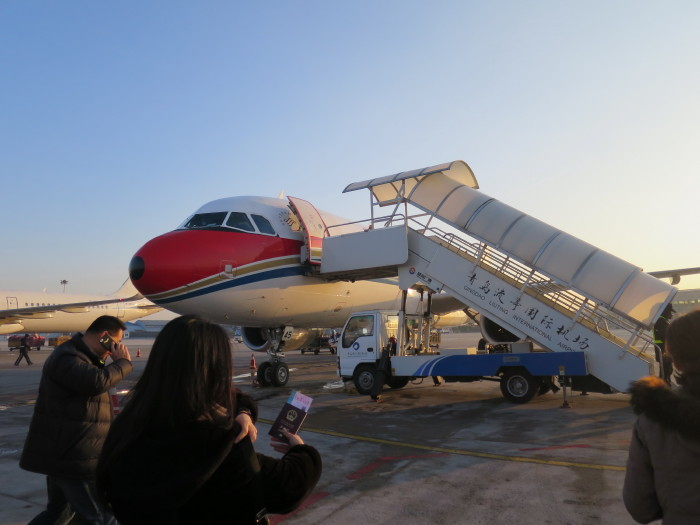 中国東方航空 国内線機内食