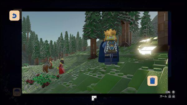 PS4【LEGO ワールド】 空想の森 いたずらな大草原 砂の舞う砂丘 クエスト 【レゴワールド攻略】