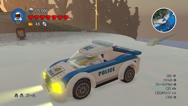 PS4【LEGO ワールド】 乗り物の特典コード 一覧 まとめ 【レゴワールド攻略】