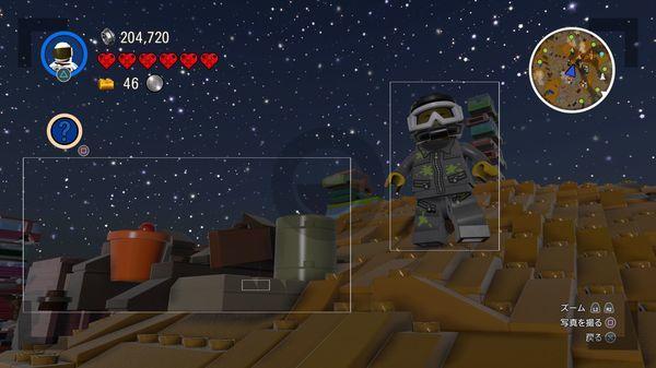 PS4【LEGO ワールド】 廃品ジャングル デザート砂漠 クエスト 【レゴワールド攻略】