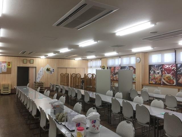 団体食堂 日本海