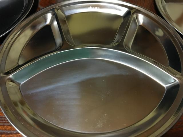 20181112マライカで買ったカレー皿2