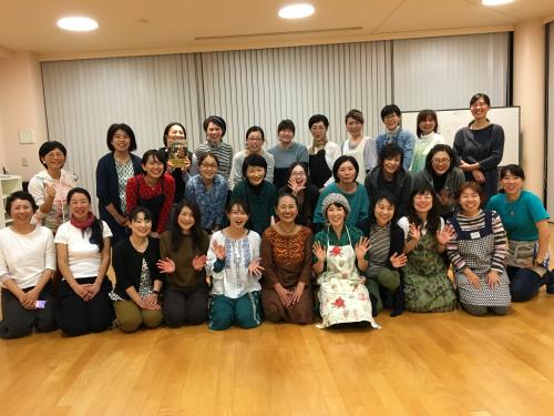 20181022香取先生インド家庭料理集合写真2