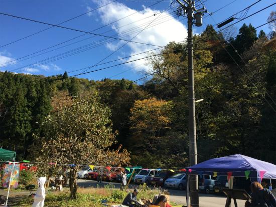 20181103杉水収穫祭1