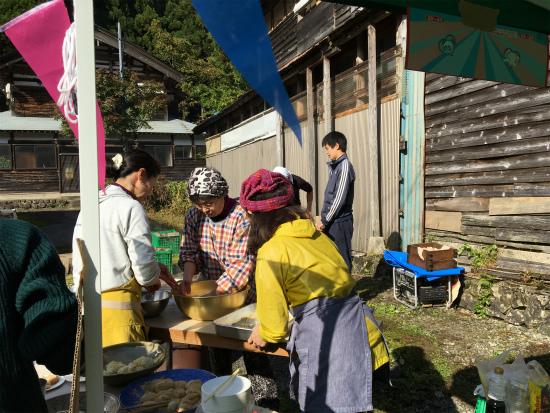 20181103杉水収穫祭6