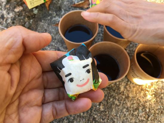 杉水まつり後のコーヒー3
