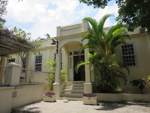 ヘミングウエイの家