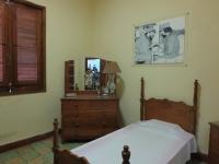 チェゲバラ寝室