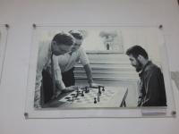 チェスが好きだったそうだ