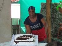 デカいケーキだ