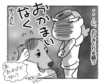 羊の国のラブラドール絵日記シニア!!「チーム男子」4