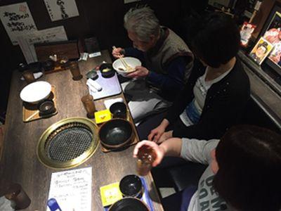 20170424 名西 焼肉②
