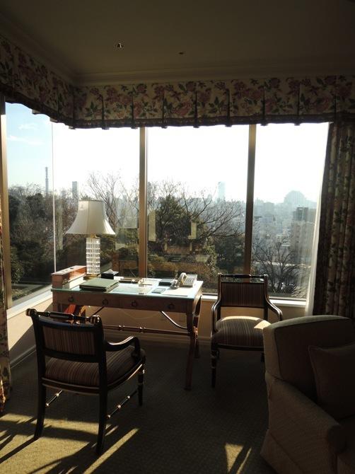 ホテル椿山荘東京 プライムクラシックエグゼクティブスイートキングシティビュー宿泊体験記(客室レビュー編) パート2