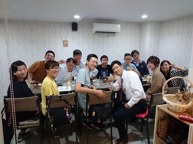 徳島文理大学 台湾 留学生