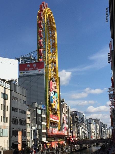大阪心斎橋から散歩 018