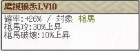 鷹視Lv10