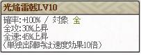 天 利家Lv10